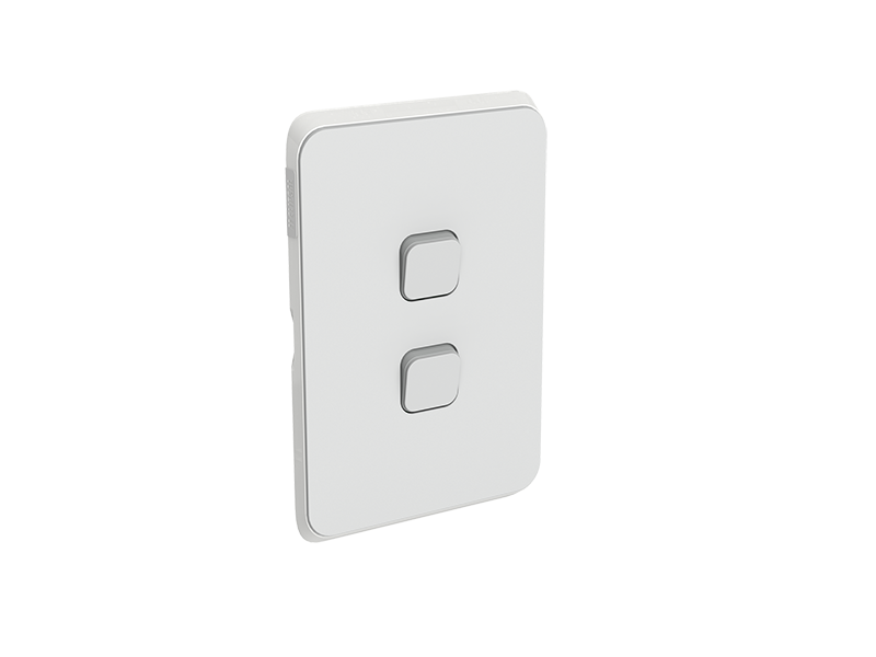 Clipsal Iconic light switch