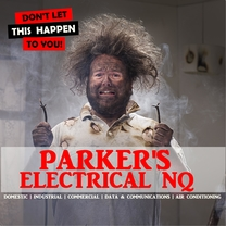 Parker's Electrical NQ icon.