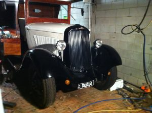 1934 Dadge Truckr